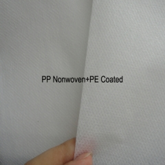 PP+PE Laminated spunbonded nonwoven
