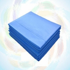 nonwoven fabric materials bed sheet